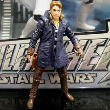"STAR WARS the black series HAN SOLO the Force Awakens epVII 3.75"" TBS Walmart"