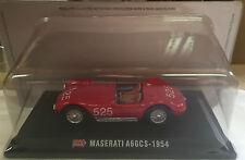 "DIE CAST 1000 MIGLIA "" MASERATI A6GCS - 1954 "" + BOX 2 SCALA 1/43"