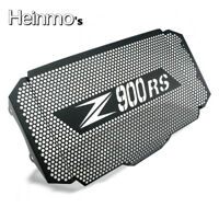 Motorcycle Radiator Grille Guard Cover Protector For KAWASAKI Z900RS 2017 2018