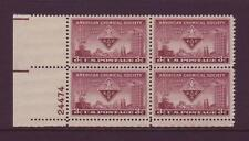 #1002 Chemical Society. Wholesale Lot Of (50) Mint Plate Blocks. F-Vf Nh!