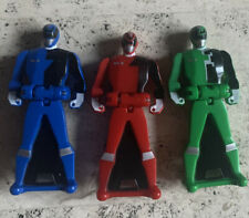Power Rangers Super Megaforce Keys SPD