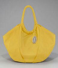 ELIE TAHARI Emmy Leather Handbag Shoulder bag Purse Tote Yellow Elder $548