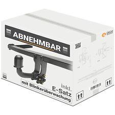 Audi A6 ALLROAD 4B C5 00/06 Avant AHK abnehmbar + 7p E-Satz mit Blinküberwachung