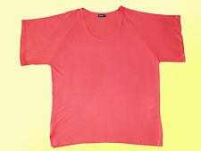 Tendance Haut pour Femmes Tunique T. - Chemise Shirt Élastiqué Viscose Gr. 48