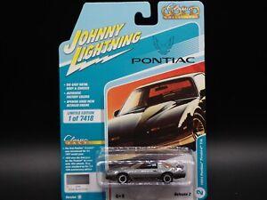 2021 JOHNNY LIGHTNING 1984 PONTIAC FIREBIRD T/A CLASSIC GOLD VS A REL 2 NO 2