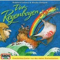 REINHARD LAKOMY/M. EHRHARDT - DER REGENBOGEN  CD KINDERLIEDER / GESCHICHTEN NEU