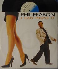 "PHIL FEARON ~ I Can Prove It ~ 12"" Single PS"