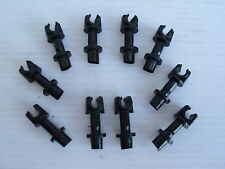 Land Rover Series Brake Line Clips x10 - Bearmach Quality Parts CRC1250L