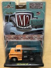 M2 Machines 1958 Chevrolet Lcf 1:64 Scale Die Cast Truck Chassis