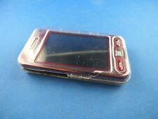 Bag cover Samsung GT s5230 Hard Case Nostalgia Classic Transparent White DEFEK