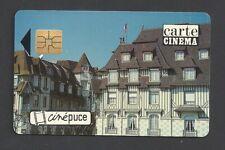 Carte à puce - CINEMA - CINEPUCE - DEAUVILLE