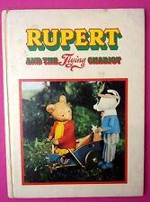 Rupert and the Flying Chariot ATV TV series book 1971 Rupert the Bear