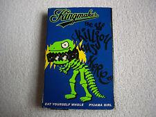 Kingmaker – Killjoy Was Here... cassette EP ,0 094632383440
