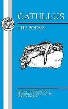 Poems by Gaius Valerius Catullus (Paperback, 1998)