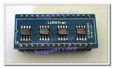 4X TDA1387 Parallel Transfer Board Audiophile HIFI DIY sound close to TDA1541