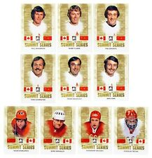 2011-12 ITG Canada VS The World USSR Summit Series Complete 10 Card Set