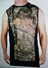 Mossy Oak Men's Break-Up Country, Performance Tank, Size Large or X-Large