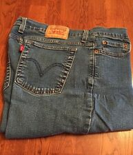 Levi's 512, Perfectly Slimming, Stretch, Jeans, size 16