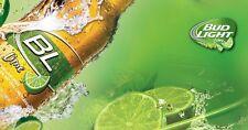 "Bud Light Lime Beer Busch Mancave Tiki Bar Decor Fridge Magnet 2.5""x3.5"" #2"