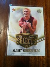 Select AFL Future Force 2016 Sheehan Selects SS12 Elliott Himmelberg Crows
