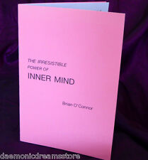 IRRESISTIBLE POWER OF INNER MIND  Finbarr. Occult Magick. Grimoire. Magic