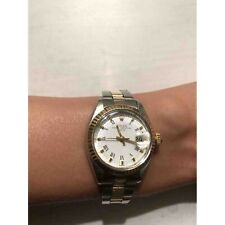 Rolex Oyster Perpetual Date Lady 28 mm Gold/Stahl