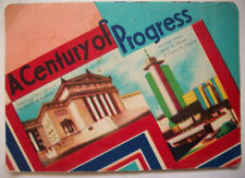 Century of Progress  needle case book