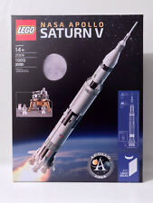 LEGO Ideas Nasa Apollo Saturn V 21309 1969 Pieces New