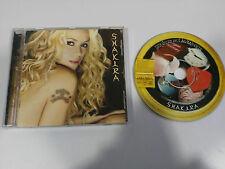SHAKIRA SERVICIO DE LAVANDERIA CD 2001 SONY HOLLAND EDITION
