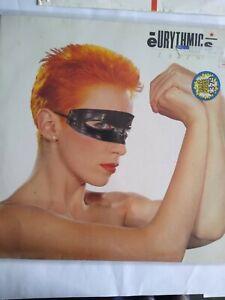 Eurythmics Touch 1983 Vinyl LP PL 70109