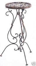Beistelltisch 1853 Blumenständer 60 cm Avis aus Metall Blumenhocker