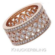 Rose Gold 18 Carat Fine Rings