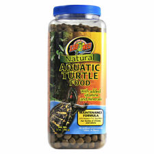 Zoo Med Aquatic Turtle Food Maintenance 340g Complete Turtle and Terrapin Diet