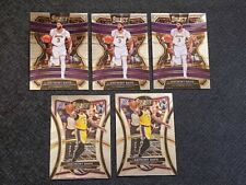 (5) 2019 Select Anthony Davis Base Card Lot 5 LAKERS