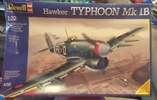 Revell Model Kit 4782 - Hawker Typhoon Mk 1B - 1/32 FACTORY SEALED BOX!