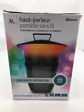 Acoustic Research Indoor/Outdoor Wireless Bluetooth Speaker