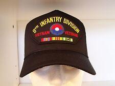 7e22451691b  1450 US ARMY 9TH DIVISION VIETNAM Ballcap Cap Hat