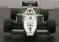 1/43 WILLIAMS FORD FW08C 1983 F1 FORMULA 1 COCHE DE METAL A ESCALA