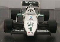 1/43 WILLIAMS FORD FW08C 1983 F1 FORMULA 1 COCHE DE METAL A ESCALA
