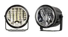 LED Tagfahrlicht 70mm rund mit ECE R87 Zulassung TÜV-Eintragungsfrei Leuchten