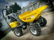 1.5t High Tip Electric Dumper **Hire Only**
