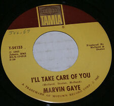 "45 7"" MARVIN GAYE Your Unchanging Love/I'll Take Care Of You USA 54153 VG+ Oop"