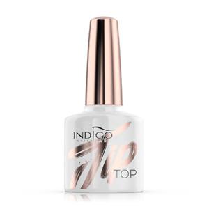 INDIGO TIP TOP TOP COAT UV LED GEL POLISH TOP