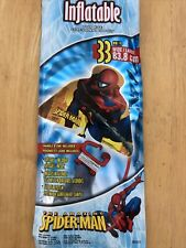 Marvel Super Heroes Spider Man Inflatable Kite 2007 X Kites New