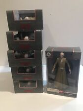 6 Star Wars Supreme Leader Snoke Elite Series Die Cast Figurines Rare Disney
