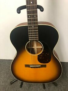 Martin 000-17E Acoustic Electric Guitar with Case