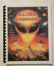ALIEN MESSAGES – A Blue Planet Project Book! Discover Alien Secrets!