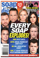 Soap Opera Digest Magazine October 22 2018 Deidre Hall Peter Porte Frank Parker
