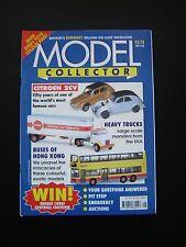 Model Collector Magazine - May 1998 Issue. 2CV, Dinky, Hong Kong,