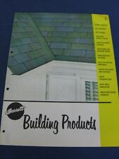 Barrett Products 1950's Catalog 3 Lot Allied Chemical Honeywell Asbestos Gaskets